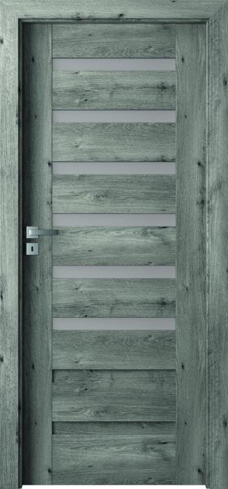 Usa Porta Doors, Verte Premium, model D.6 0