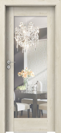 Usa Porta Doors, Inspire, model A.1 cu oglinda1