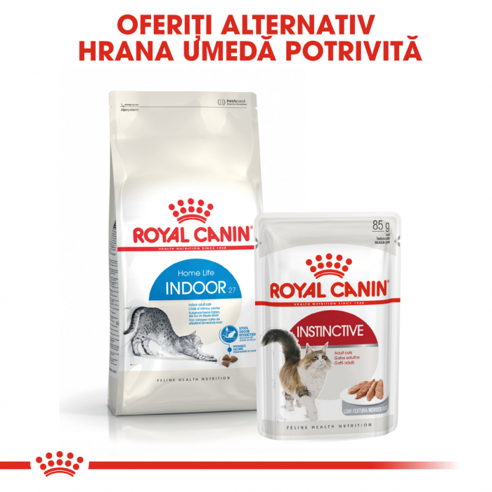Royal Canin Indoor Adult hrana uscata pisica de interior, 10 kg 2