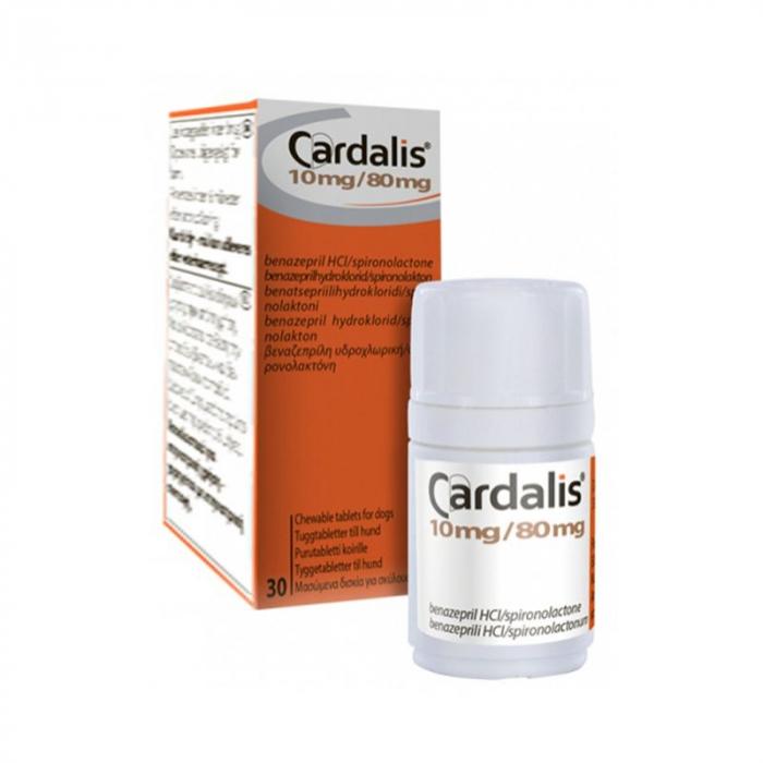 Cardalis L 10mg  cutie cu 30 tablete [0]