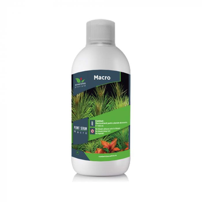 Fertilizant Macro PLANT SERUM lichid 500ml [0]