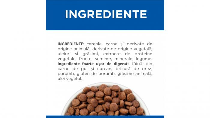 Hill's Prescription Diet Gastrointestinal Biome hrană pentru câini 10 kg 2