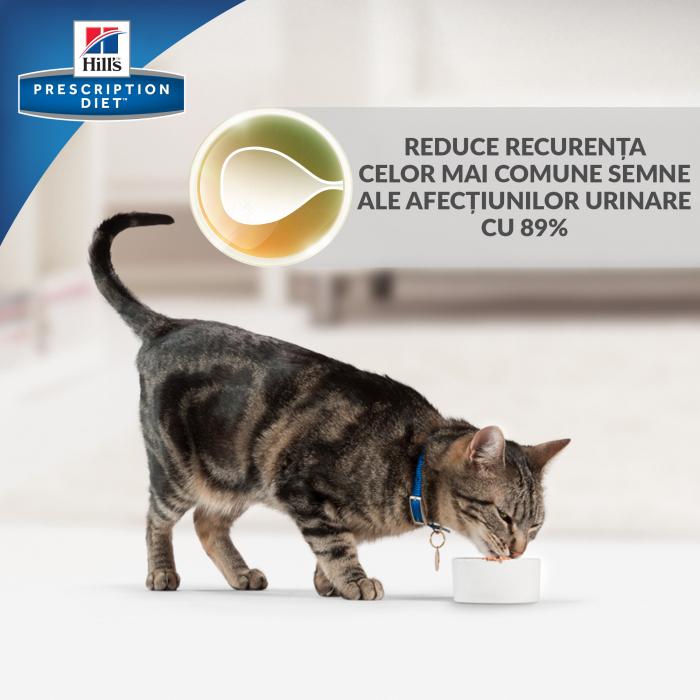 Hrana uscata dieta pentru pisici Hills PD C/D Multicare Chicken 10 kg 5