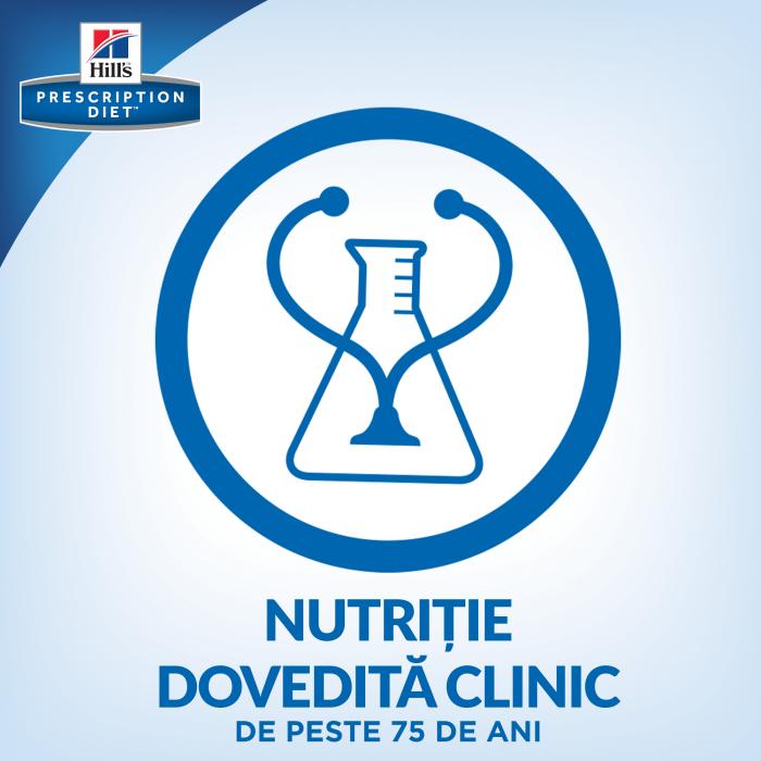 Hrana uscata dieta pentru pisici Hills PD C/D Multicare Chicken 10 kg 3