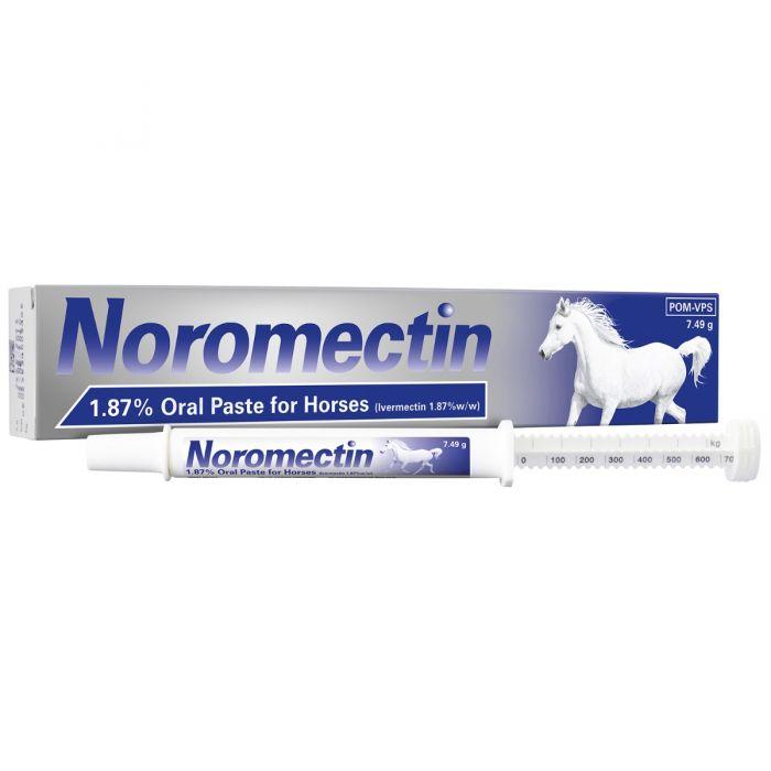 Noromectin Pasta Antiparazitara Orala pentru Cai [0]