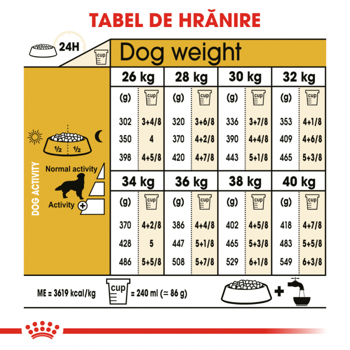 Royal Canin Golden Retriever Adult hrana uscata caine, 12 kg 5