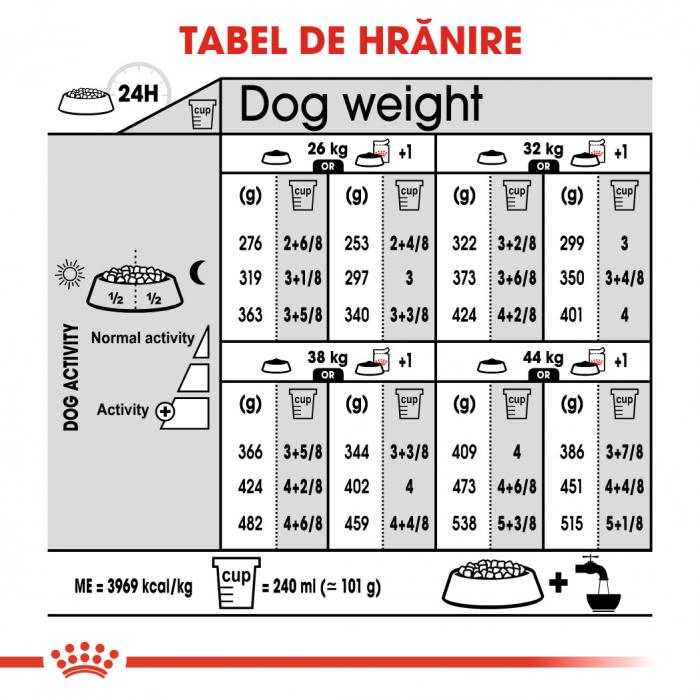 Royal Canin Maxi Dermacomfort hrana uscata caine pentru prevenirea iritatiilor pielii, 3 kg 6