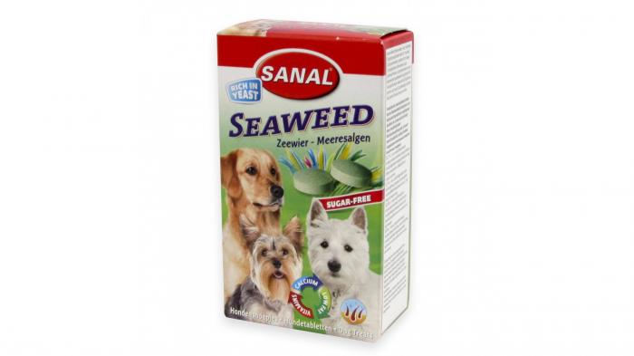 Sanal Dog Seaweed 100 tablete 0