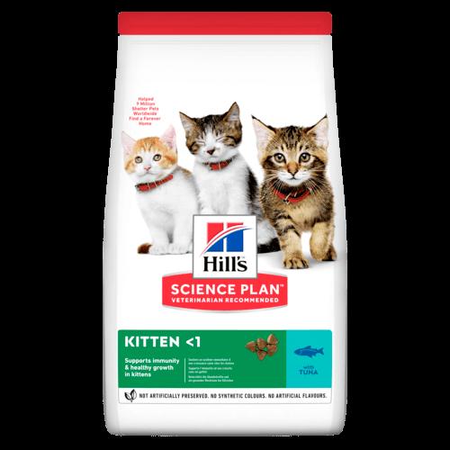 Hrana uscata pentru pisici Hills SP Kitten Tuna 7 kg 0
