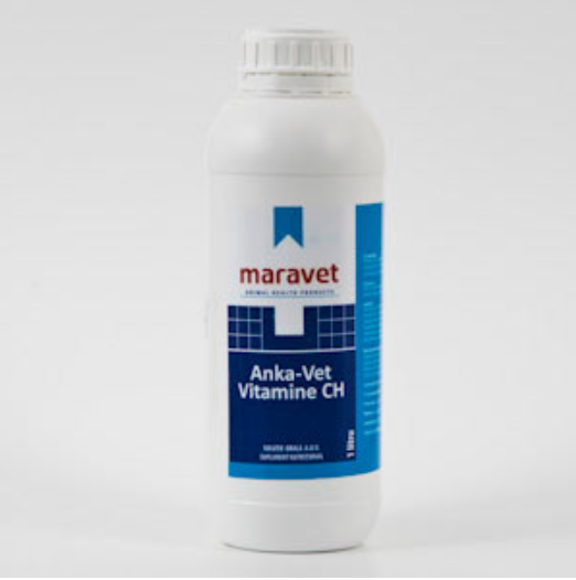 Supliment vitamino-mineral pentru animale Anka Vet Vitamin CH 1 L 0