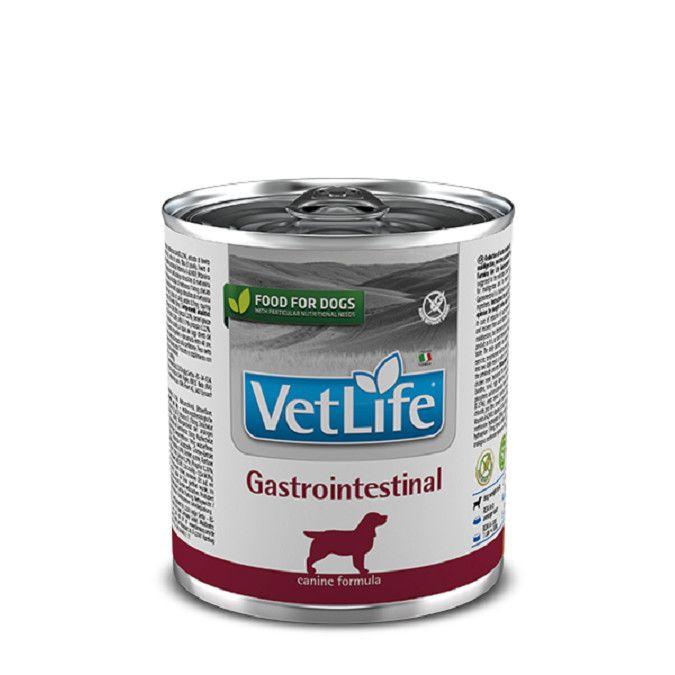 Hrana dietetica pentru caini Vet Life Gastrointestinal conserva 300g 0
