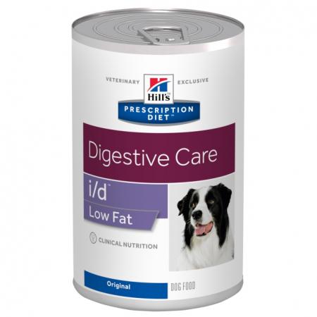 Hills PD Canine i/d Low Fat Digestive Care  hrana pentru caini 360 g [0]