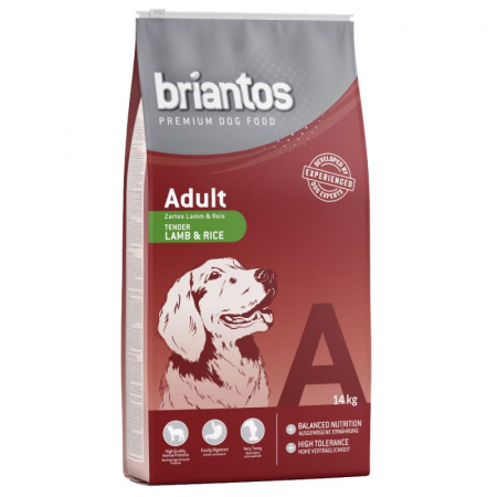 Briantos Adult Miel & Orez 3 kg0