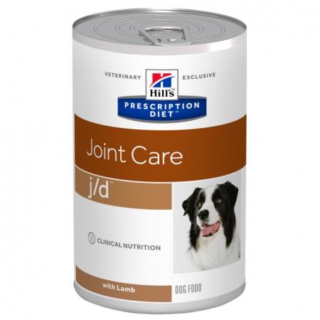 Hill's PD j/d Joint Care  hrana pentru caini 370 g [0]
