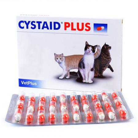 Cystaid Plus cutie cu 30 capsule0