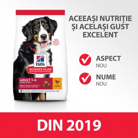 HILLS SP Canine Adult Large 25kg+ cu Pui 14kg [2]