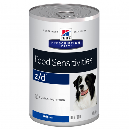 Hrana Dietetica Hill's PD Canine Z/D Hipoalergenic Pui, 370 g [0]