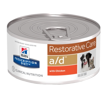 Hill's PD a/d Restorative Care  hrana pentru caini si pisici 156 g0