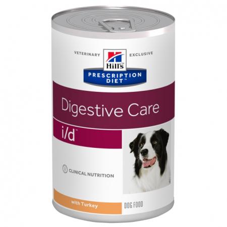 Hrana umeda dieta pentru caini Hills PD Canine I/D conserva 360 g [0]