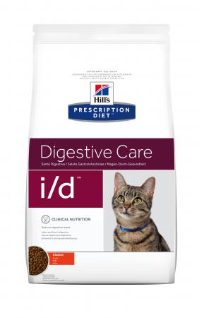 Hill's PD i/d Digestive Care  hrana pentru pisici 5 kg [0]