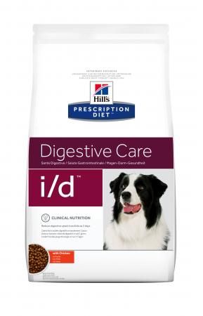 Hrana uscata dietetica pentru caine  Hills PD I/D Canine 12 kg, 12 kg