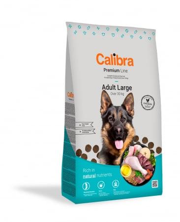 Hrana uscata pentru caini Calibra Dog Premium Line Adult Large 12 kg [0]