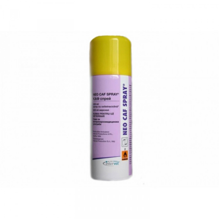 Spray cu antibiotic Neo Spray Caf 200ml