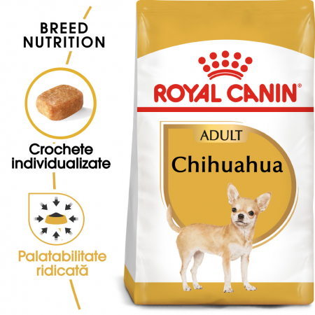 Royal Canin Chihuahua Adult hrana uscata caine, 1.5 kg0