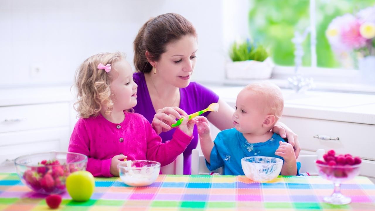 Alimentația sănătoasă pentru copii