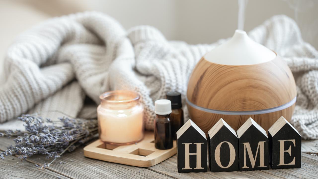 Practică aromaterapia la tine acasă