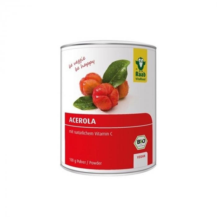 Acerola Pulbere Bio 100G [0]