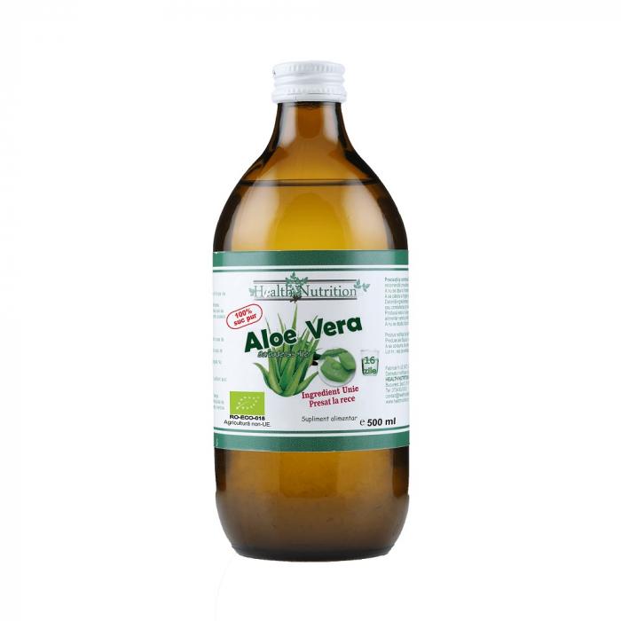Aloe micropulpa Pur Bio 500 ml [0]