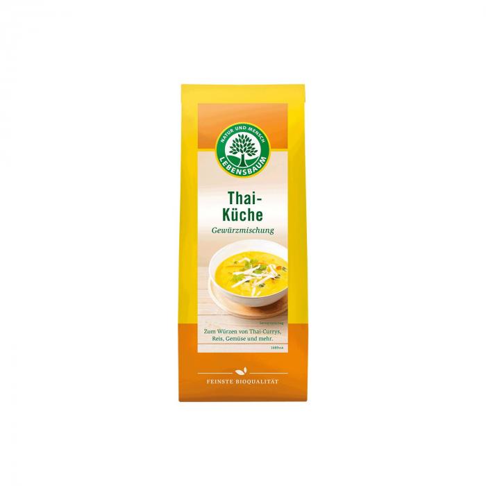Amestec Bio de Condimente Bucataria Thailandeza, 50G Lebensbaum [0]