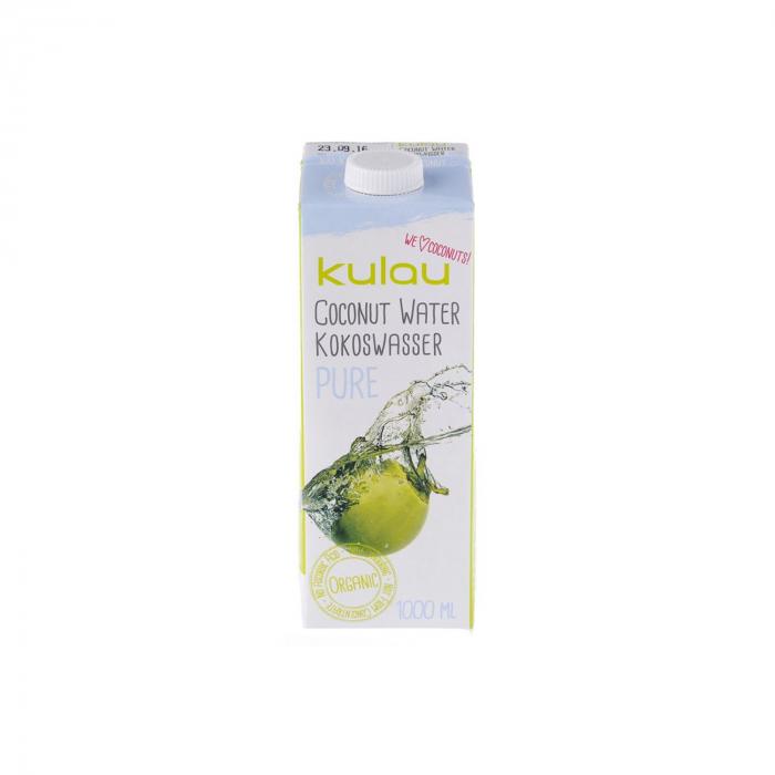 Apa de cocos pure BIO 1 litru [0]