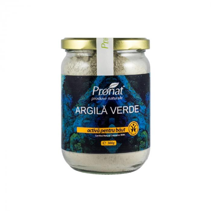 Argila verde activa ventilata, 300gr Argital [0]