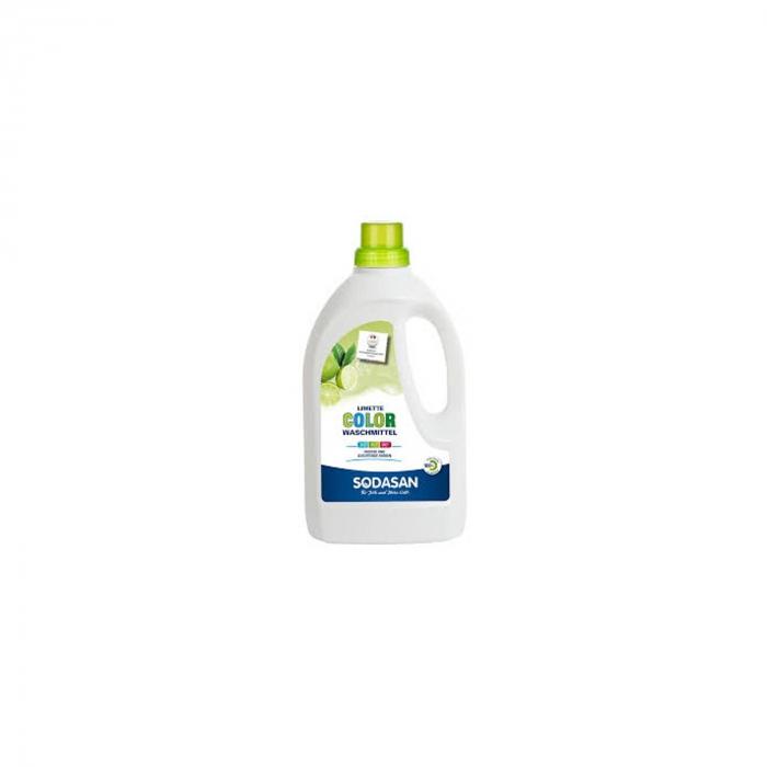 Balsam BIO pentru rufe cu lime 750 ml Sodasan [0]