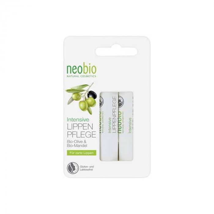 Balsam de buze Intensiv NeoBio 2x4,8g [0]