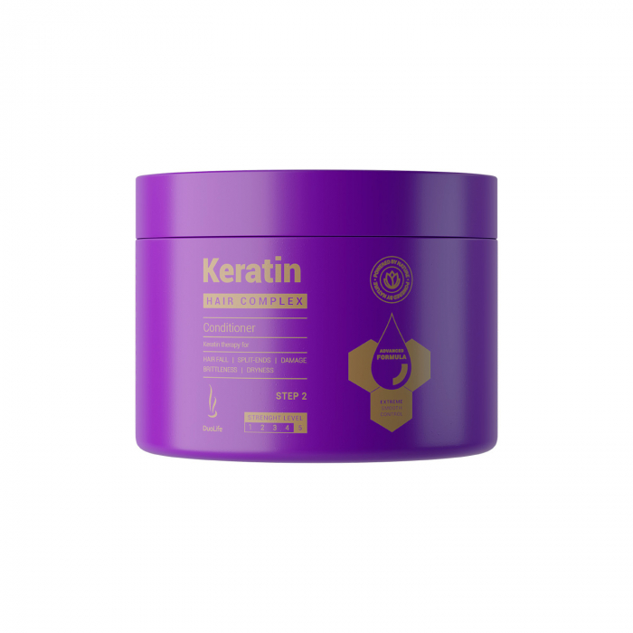 Balsam de par DuoLife Keratin Hair Complex Advanced Formula 200 ml [0]