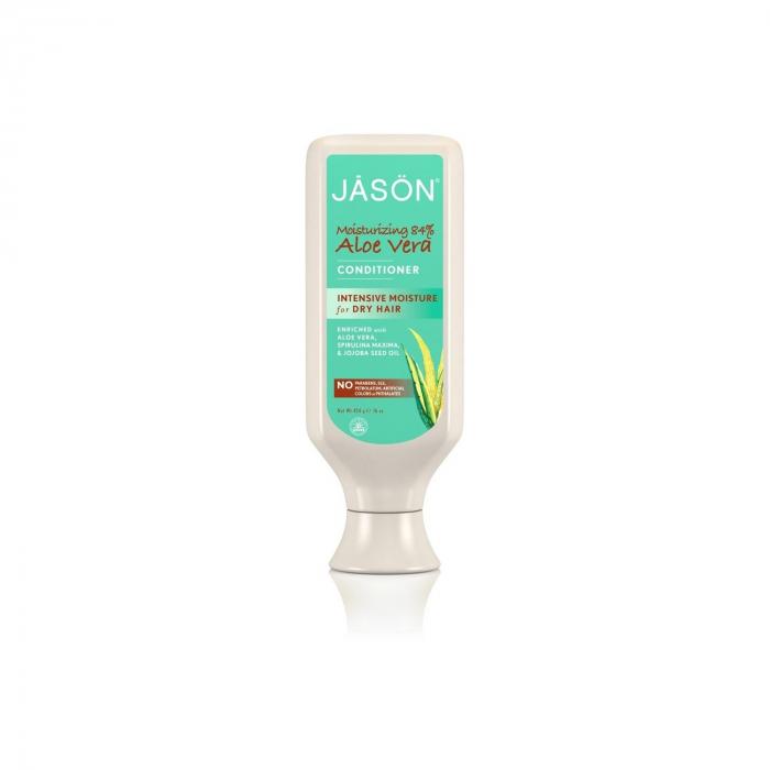 Balsam hidratant cu aloe vera 84%, pentru par uscat, 454 ml [0]