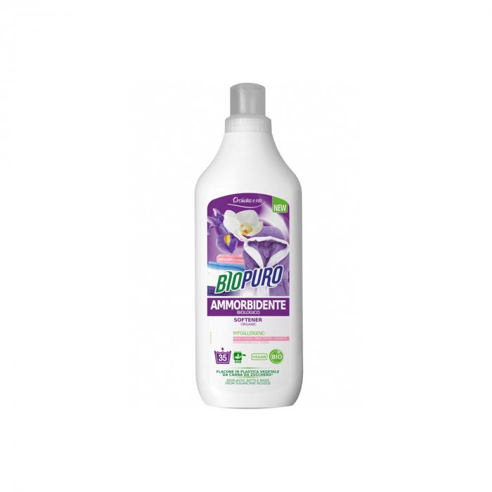 Balsam hipoalergen pentru rufe cu iris si orhidee BIO 1l [0]
