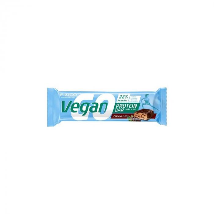 "Baton Proteic ""Vegan"" Cu Arahide 40G [0]"