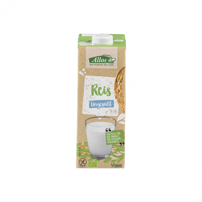 Bautura din orez bio FARA GLUTEN si LACTOZA 1l [0]