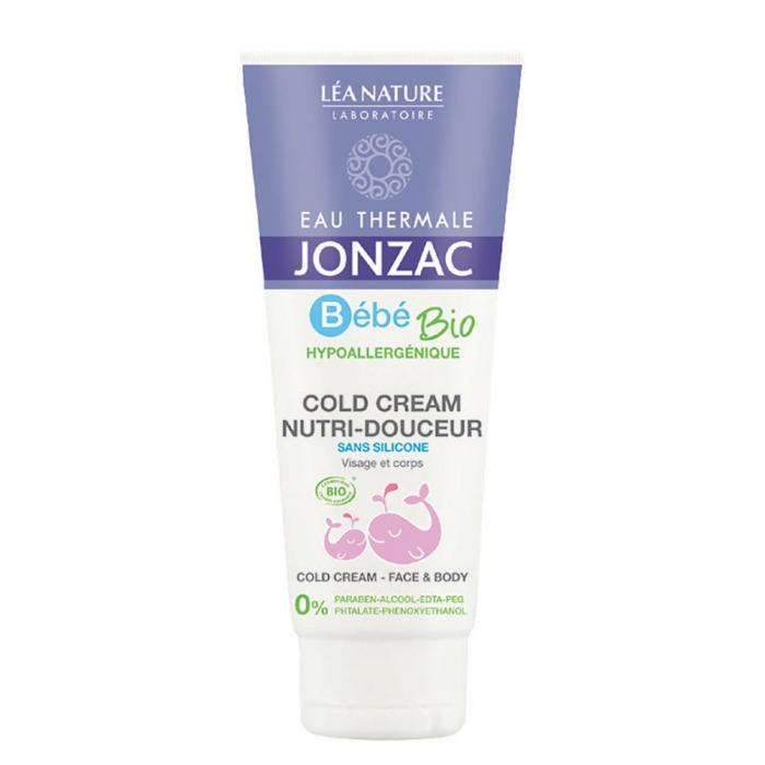 Bebe - Cold cream, crema nutritiva delicata 100ml [0]