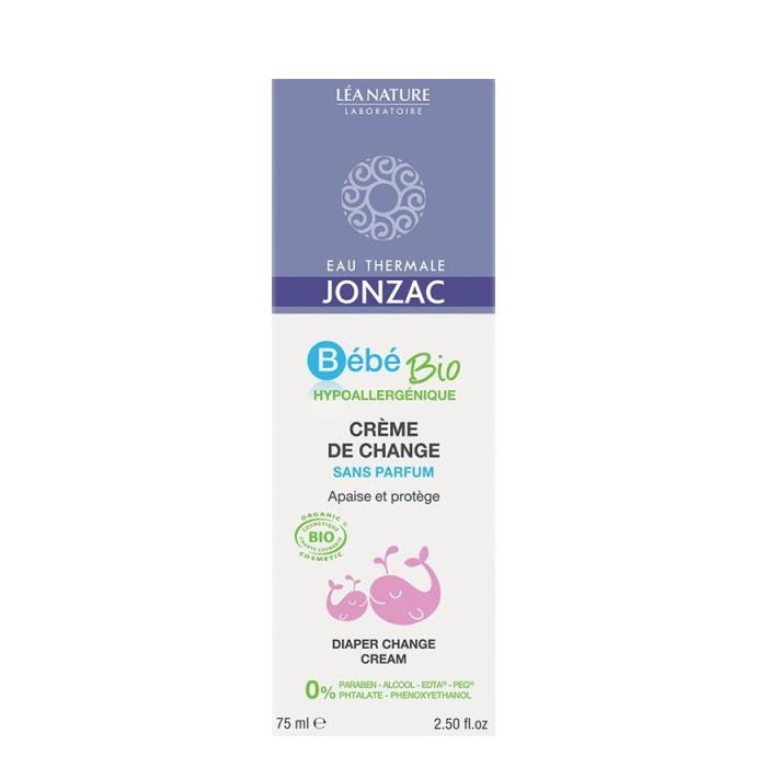 Bebe - Crema BIO pentru iritatii in zona scutecului 75ml [0]