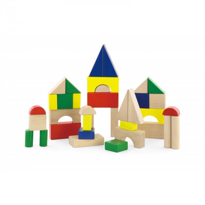Cadru pentru mers multifunctional Viga cu cuburi [3]