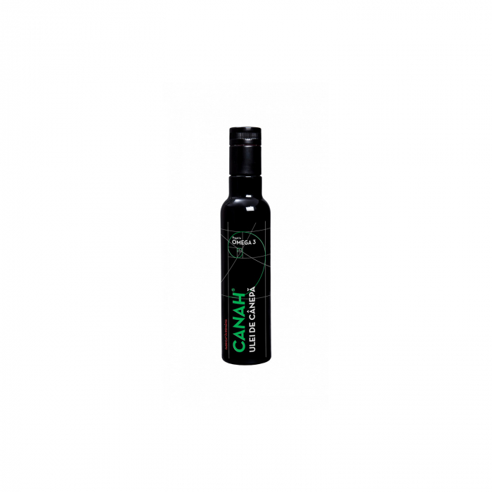 Canah hemp oil 250ml (ulei canepa)  [0]