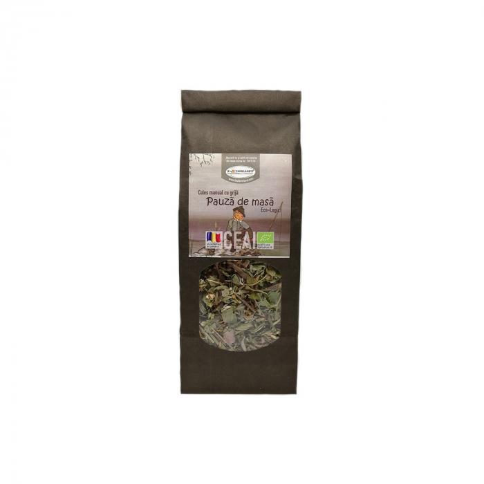 Pauză de masă - Ceai din plante digestiv BIO, 50 g [0]