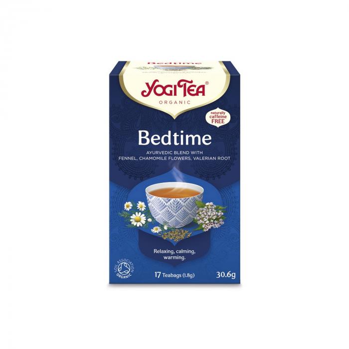 Ceai BIO de seara, 17 pliculete - 30.6 g Yogi Tea [0]