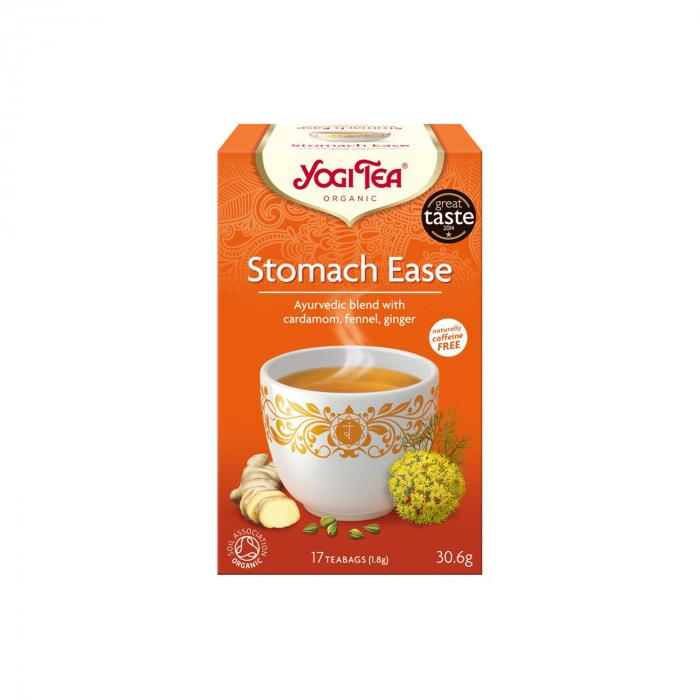 Ceai BIO digestiv, 17 pliculete - 30.6 g Yogi Tea [0]