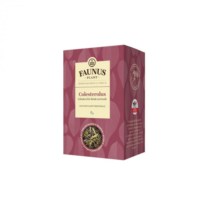 Ceai Colesterolus 90G Faunus Plant [0]